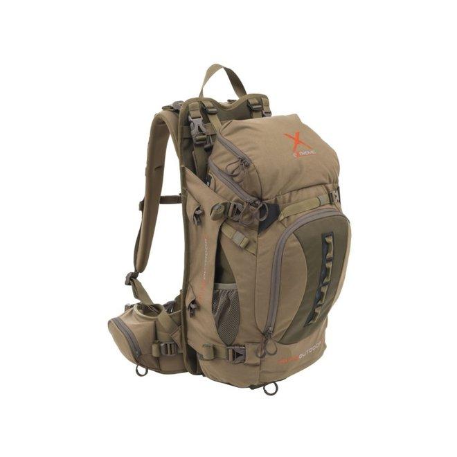 Alps OutdoorZ Hybrid X - Packbag Coyote Brown