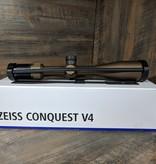 Zeiss Optics Zeiss Conquest V4 4-16x50 ZMOA-1 Burnt Bronze