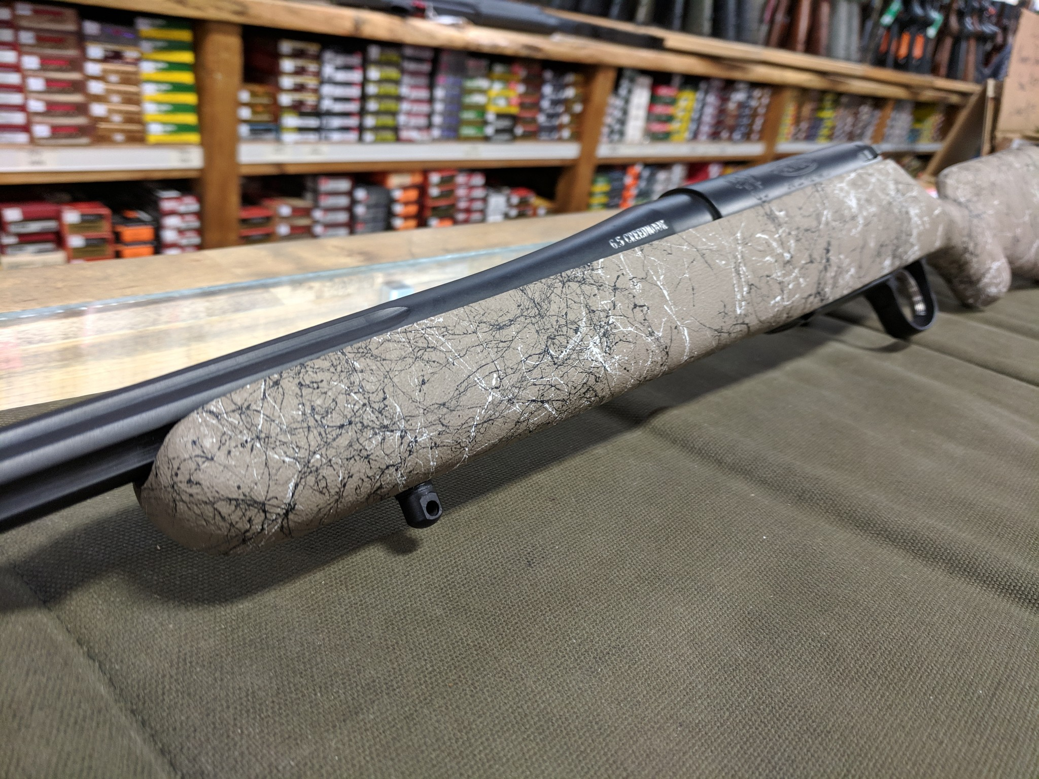 Rocky Mountain Rifles RMR Lone Peak Ti Light 6.5 Creedmoor