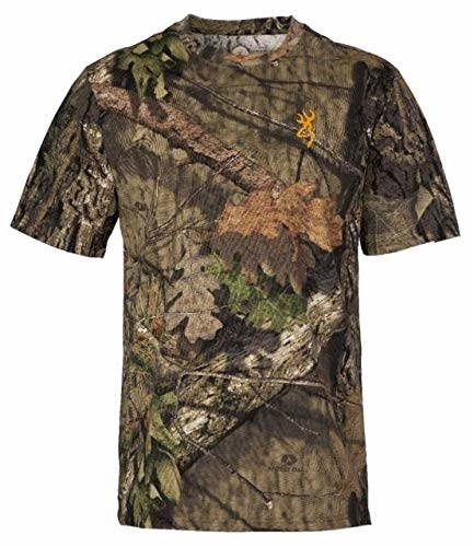 Browning Browning Shirt Washatch-CB Mobuc