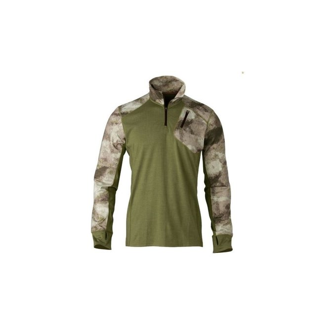 Browning Pullover Speed 1/4 Zip Hero Size