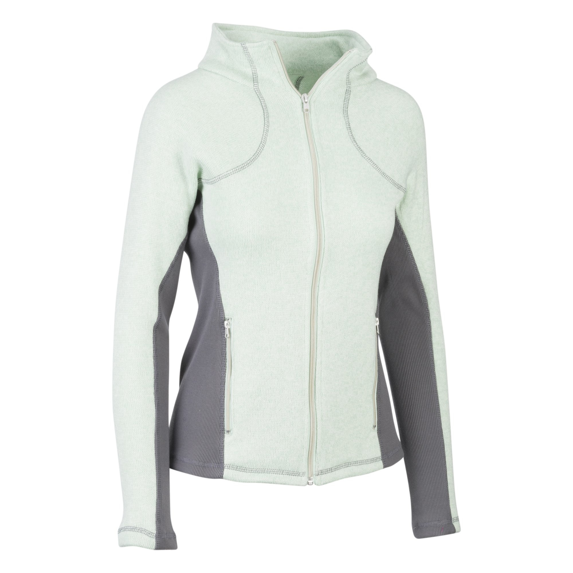 Browning Browning Womens Hyacinth Sweater Heather Camo Green