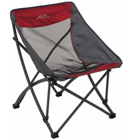 Alps Mountaineering Alps Mountaineering Camber Chair Red/Grey
