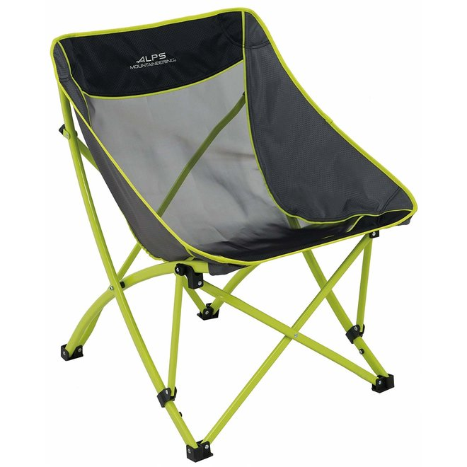 Alps Mountaineering Camber Chair Citrus/Grey