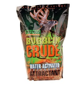 Primos Hunting PRIMOS BUBBLIN CRUDE DEER ATTRACTANT WATER ACTIVATED