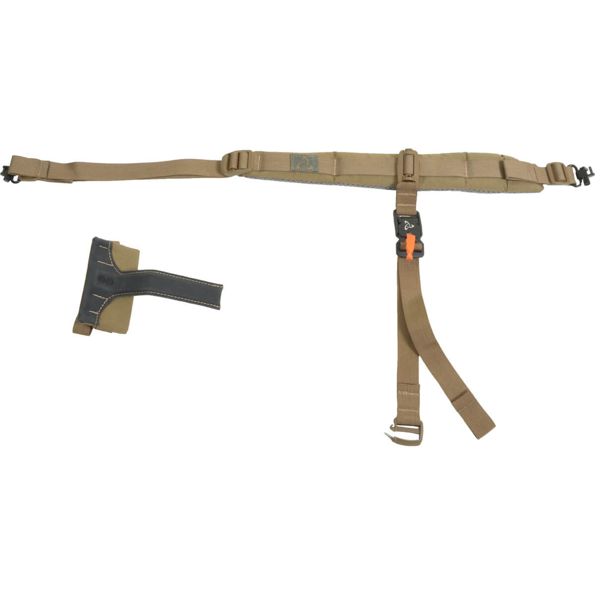 Mystery Ranch Mystery Ranch Quick Draw Rifle Sling Coyote-OS
