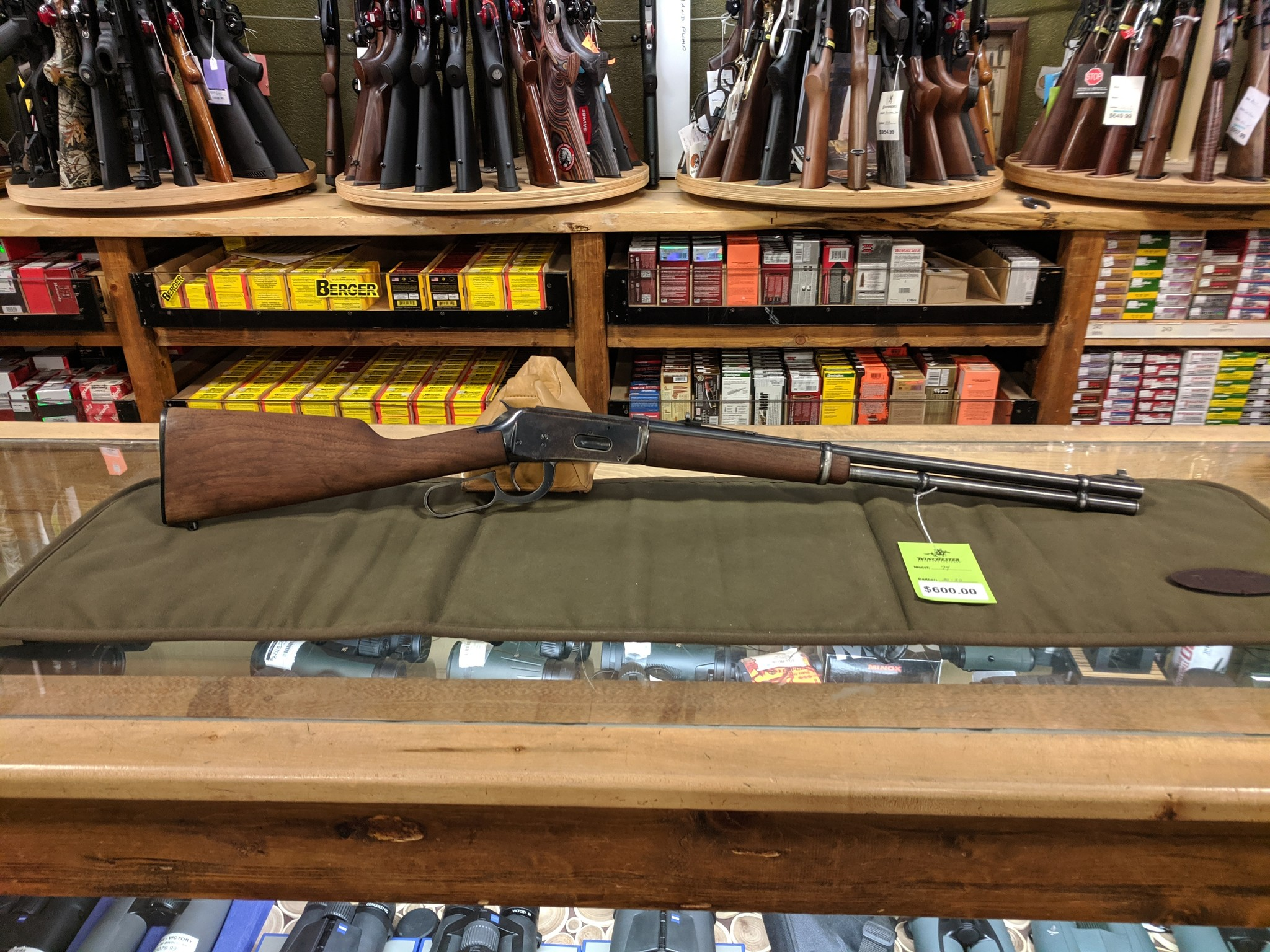 Winchester Winchester 94 .30-30 G#2896