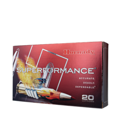 Hornady Hornady Superformance Rifle Ammunition