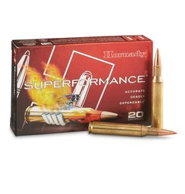 Hornady Hornady Superformance Varmint Rifle Ammunition