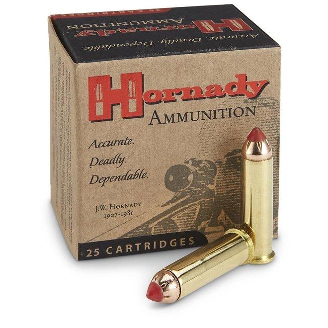 Hornady LEVERevolution Pistol Ammunition