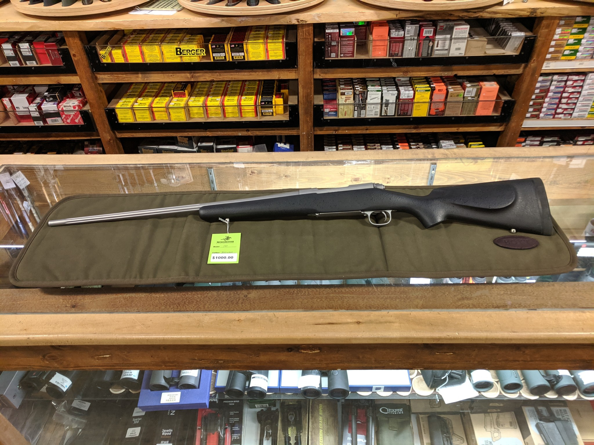 Winchester Winchester 70 .300 WSM SS G#2897
