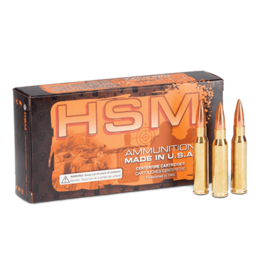 HSM HSM Match Rifle Ammunition
