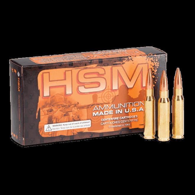 HSM Match Rifle Ammunition