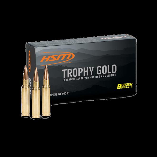 HSM Trophy Gold Rifle Ammunition