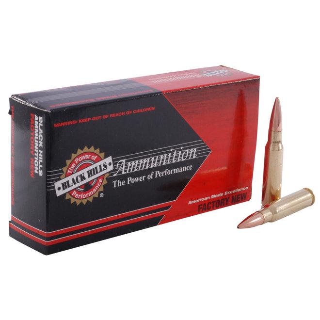 Black Hills Pistol Ammunition