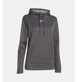 Under Armour Under Armour Storm AF Hoody White on Carbon Heather Steel