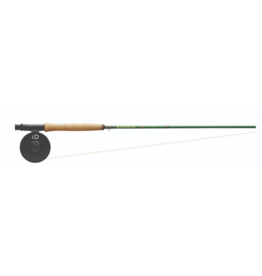 "Redington Fly Products REDINGTON VICE OUTFIT W/REEL 6WT 9'0"" 4PC"