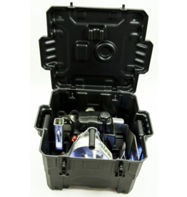 Portable Winch PCA 0100 Design Transport Case for PCW5000