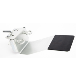 Portable Winch PCA 1268 Winch Support Plate w/ Bent Hitch Pin