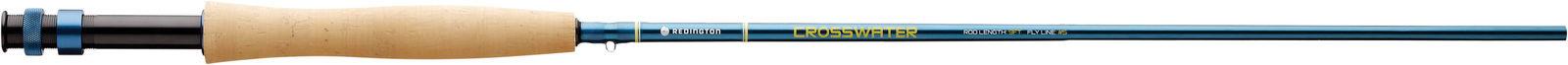 Redington Fly Products Redington Crosswater Rod w/ Bag 5w