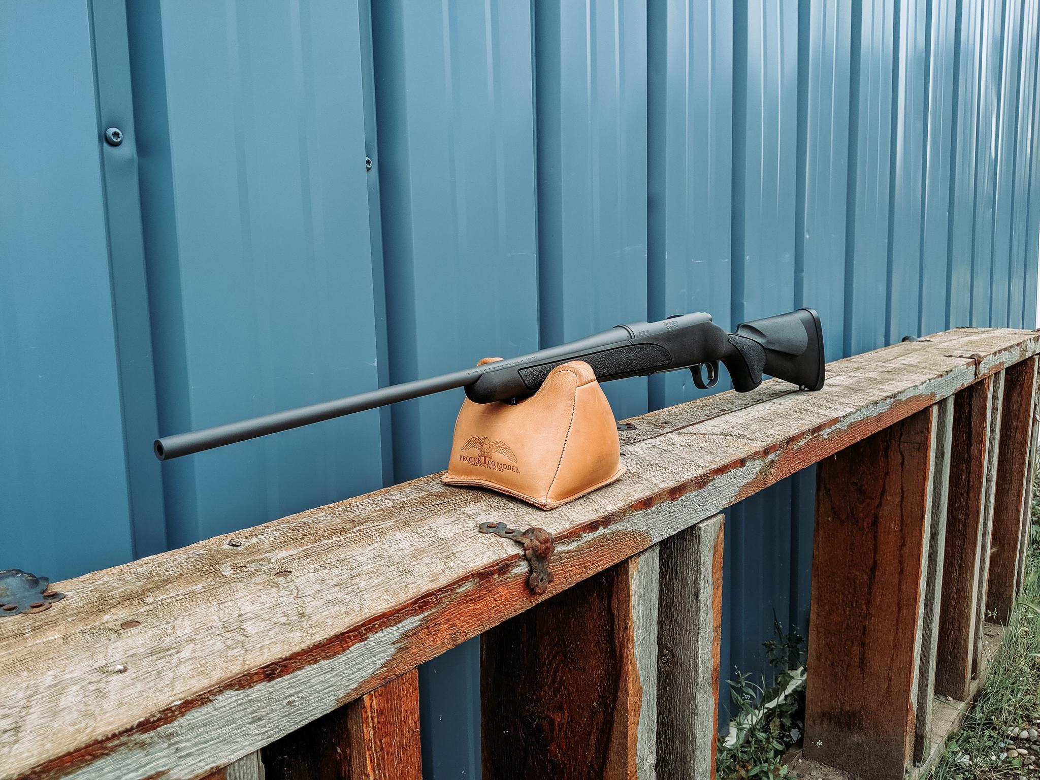 "Remington Remington 700T Mountain SS .280 Rem 22"" Cerakote Tungsten"