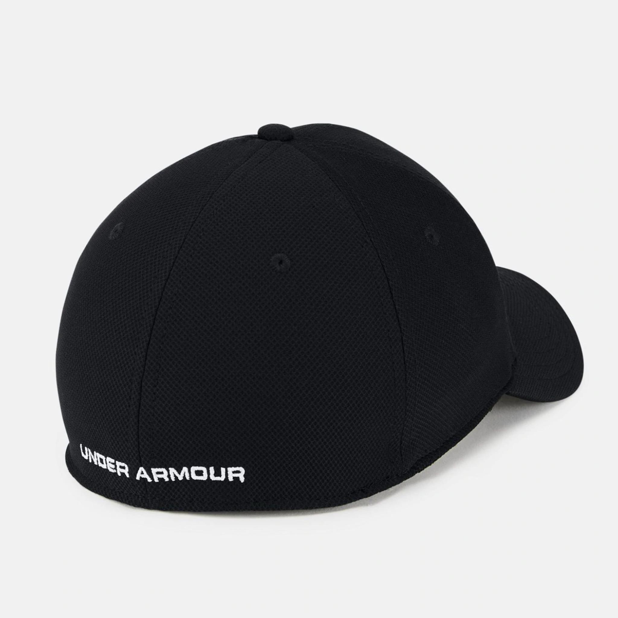 Under Armour Under Armour Mens 3.0 Blitzing Cap White on Black