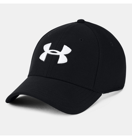 Under Armour Under Armour Mens 3.0 Blitzing Cap White on Black