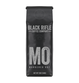 Black Rifle Coffee Co. Black Rifle Murdered Out Coffee Blend Ground