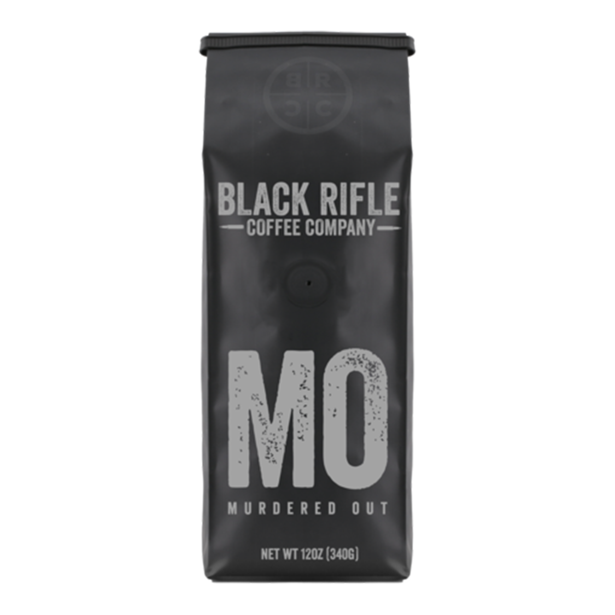 Black Rifle Coffee Co. Murdered Out Coffee Blend Ground ...