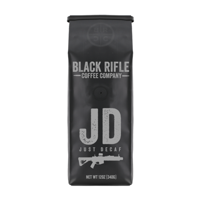 Black Rifle Coffee Co. Just Decaf Ground