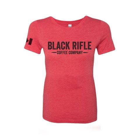Black Rifle Coffee Co. Black Rifle Coffee Company Vintage Logo Women's T-Shirt