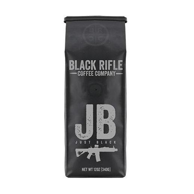 Black Rifle Coffee Co. Just-Black Coffee Blend Ground