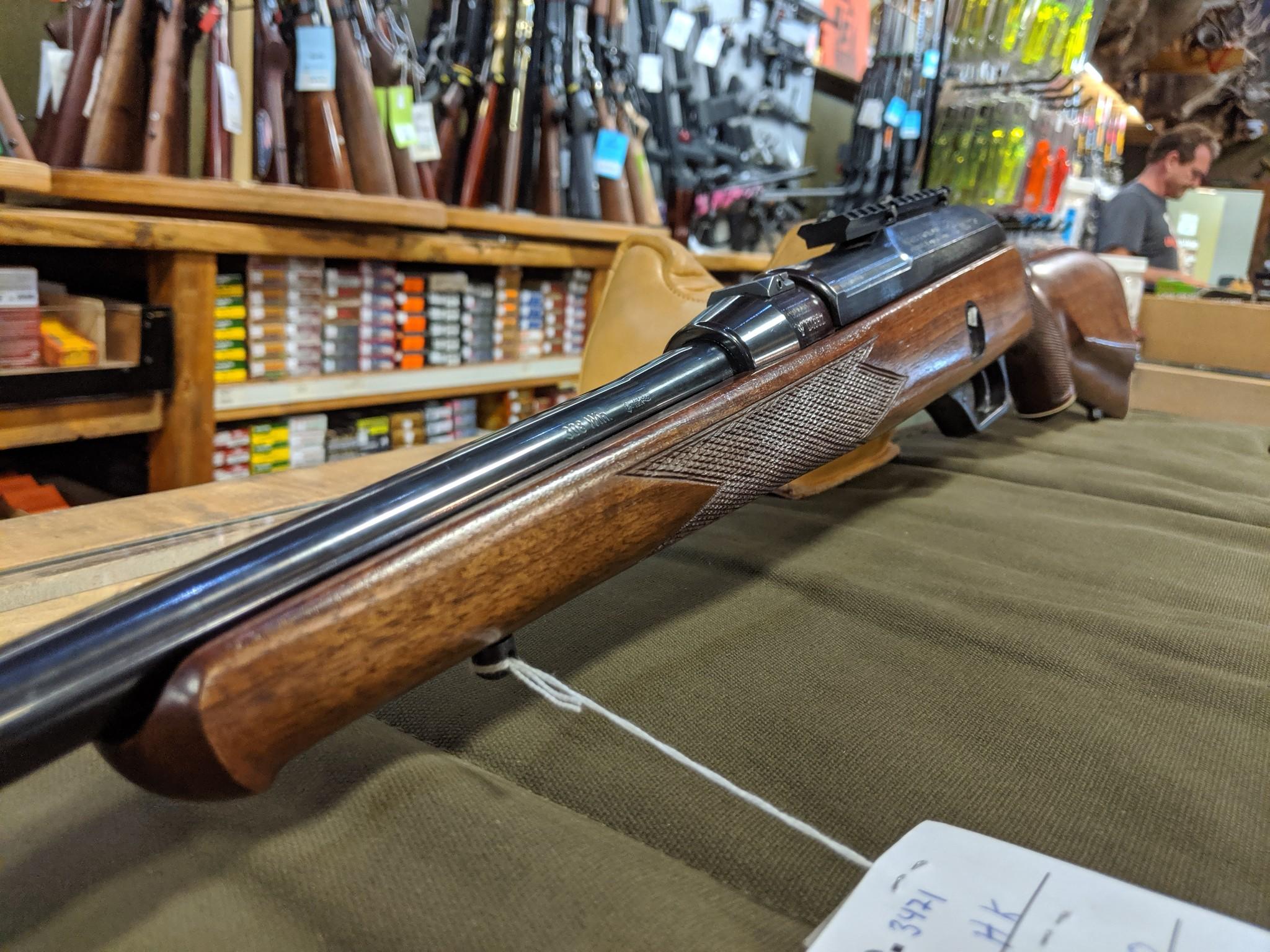 H&K Heckler and Kock HK 770 308 C-3471