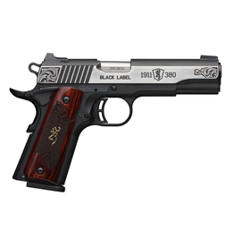 Browning Browning 1911 Black Label Medallion Engraved .380 Auto