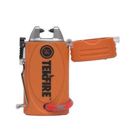 ULTIMATE SURVIVAL UST TekFire PRO Fuel-Free Lighter Orange