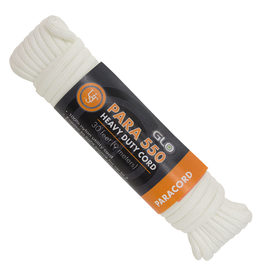 ULTIMATE SURVIVAL UST Paracord 550 Hank 30ft Glo 20-5C30-15