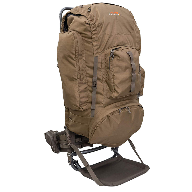 Alps Outdoorz Commander + Pack Bag Coyote