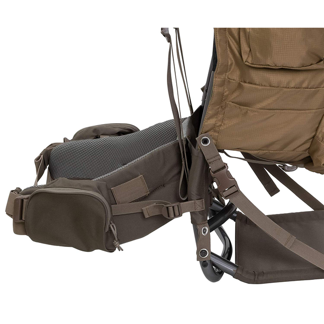 Alps Outdoorz Commander + Pack Bag Coyote