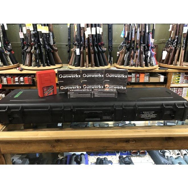 Gunwerks 7LRM w/ Case & Accessories C-3518
