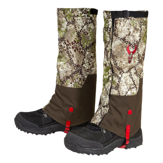 Badlands Master Gaiters Approach