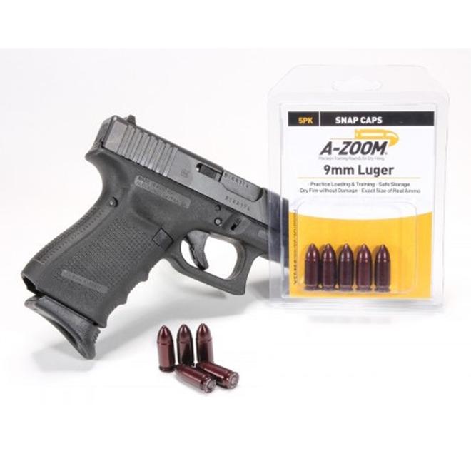 A-Zoom Pistol Snap Caps