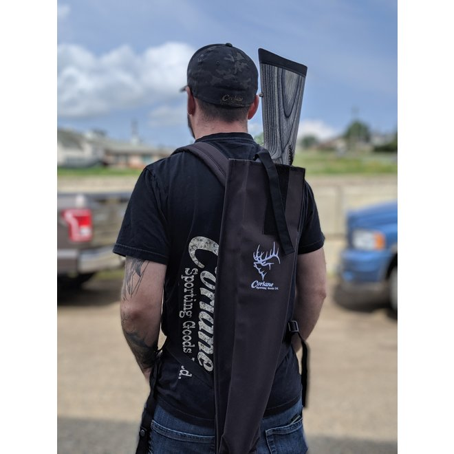 Corlane Gun Slip Case Black Cordura