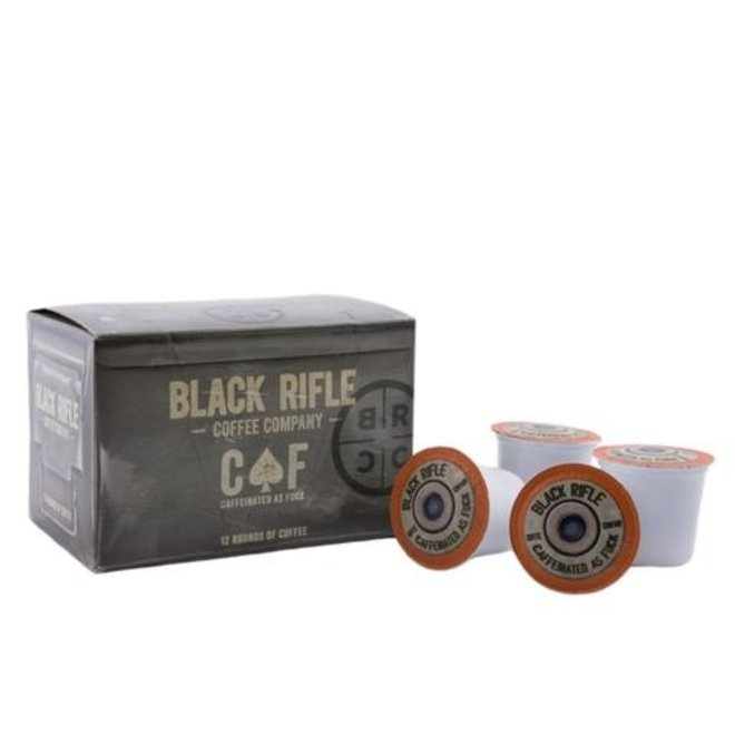 Black Rifle Coffee Co CAF Rounds