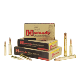 Hornady Hornady Custom Rifle Ammunition