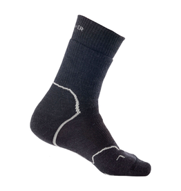 Icebreaker Merino Clothing Inc Icebreaker Mens Hike+ Heavy Crew Sock