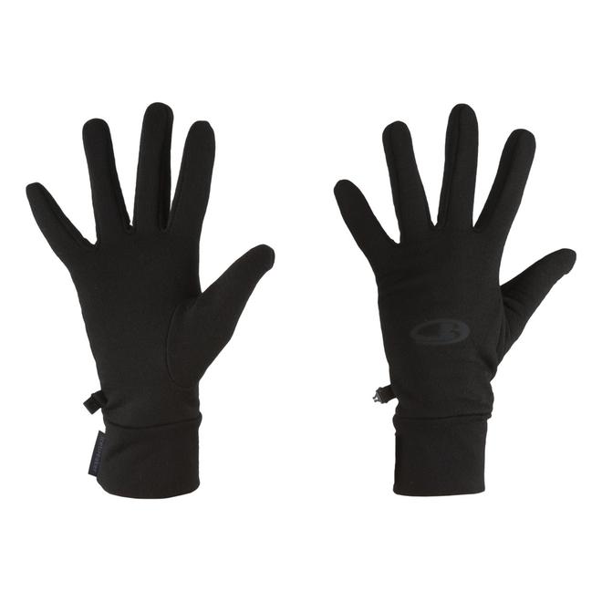 Icebreaker Sierra Mittens Black Size XS