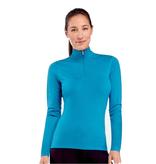 Icebreaker Merino Clothing Inc Icebreaker Womens Oasis Long Sleeve Half Zip XS