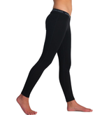 Icebreaker Merino Clothing Inc Icebreaker Womens Oasis Leggings Black M
