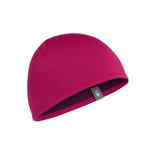Icebreaker Merino Clothing Inc Icebreaker Pocket Hat Raspberry/Maroon One Size