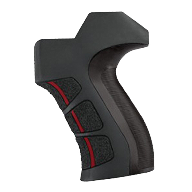 ATI AR-15 X2 Scorpion Recoil Pistol Grip w/ Red Inlays